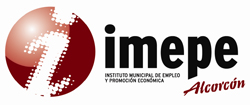 Logo Imepe - Alcorcón